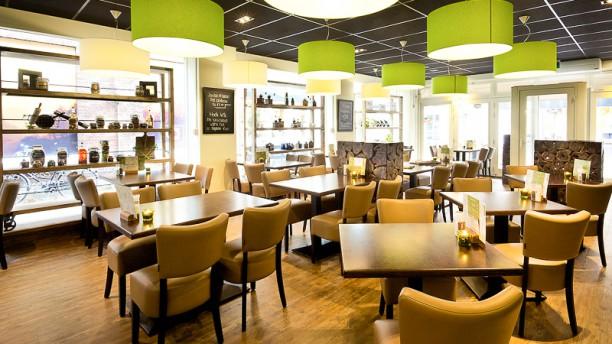Brasserie Dichtbij restaurantzaal