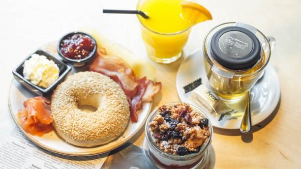 SAP Bagel & Juice Bar Ontbijt