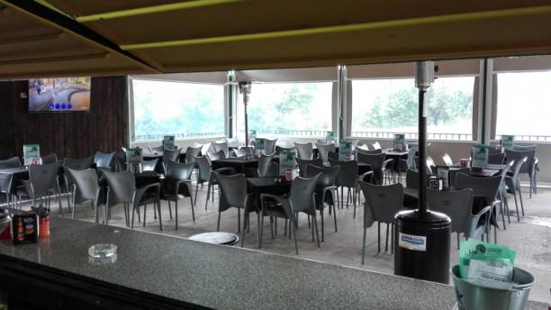 Cantina la higuera Sala del restaurant