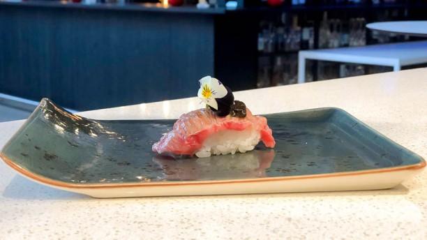 Takeko sushi bar Sugerencia del chef