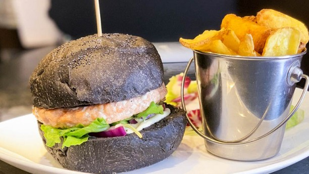 Como Burger Como Suggerimento dello chef