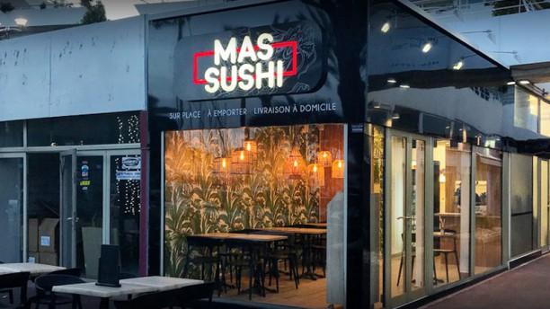 Mas Sushi Devanture