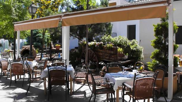 Restaurante casa santa cruz en alcorc n opiniones men for Restaurante casa jardin