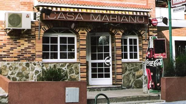 Casa Mariano Fachada