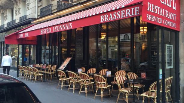 Le Bistro Lyonnais devanture