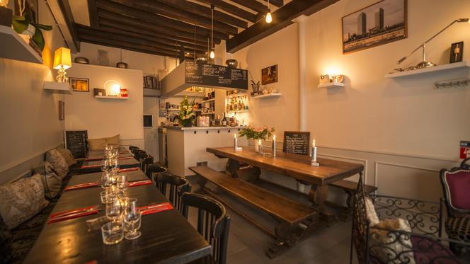 L'écumoir - Restaurant - Paris