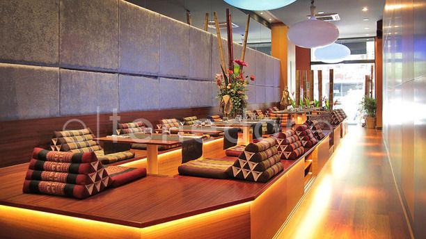 Restaurante thai manohra en barcelona eixample men - Restaurante ken barcelona ...