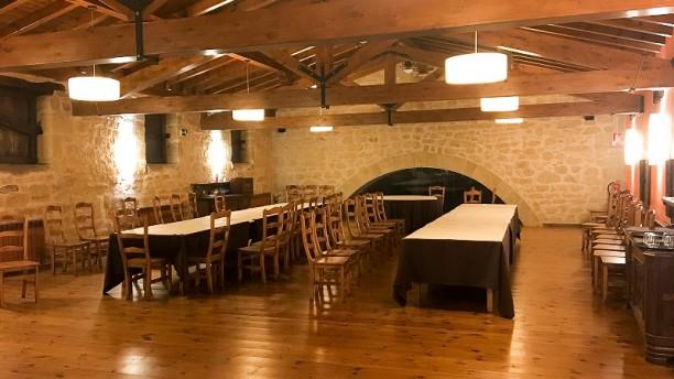 Palacio de Casafuerte Vista sala