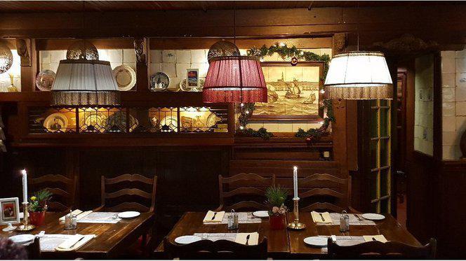 Restaurant - Haesje Claes, Amsterdam