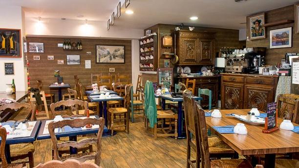 Crêperie Ty Billig in Paris Restaurant Reviews, Menu and