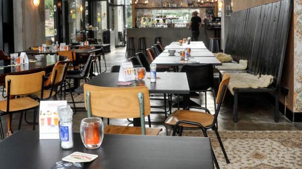 Maslow Restaurantzaal