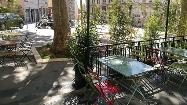 restaurant les platanes lyon 69001 croix rousse menu avis prix et r servation. Black Bedroom Furniture Sets. Home Design Ideas