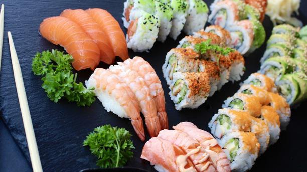 Genki Sushi mat