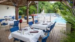 Restaurant L'Acropole - Brit Hotel Angers Parc Expo