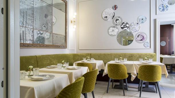 Donna E Bistrot Bar Bacharach In Rome Restaurant Reviews