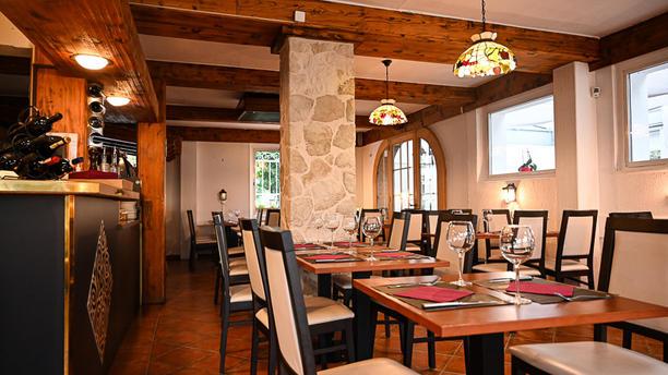Café-Café inside