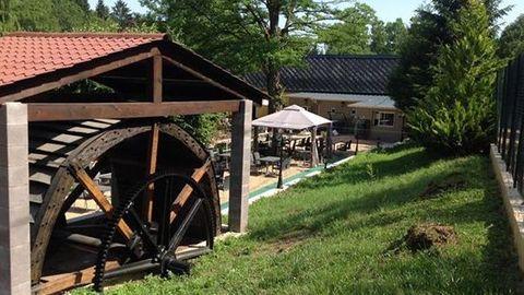 restaurant - Les Terrasses du Warcan - Balan