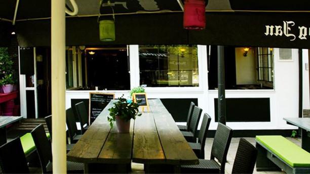 Eetcafe de Hut Amsterdam Ingang