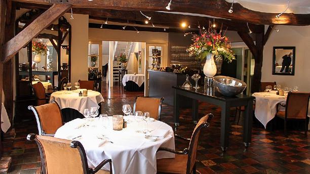 De Vlindertuin Restaurantzaal