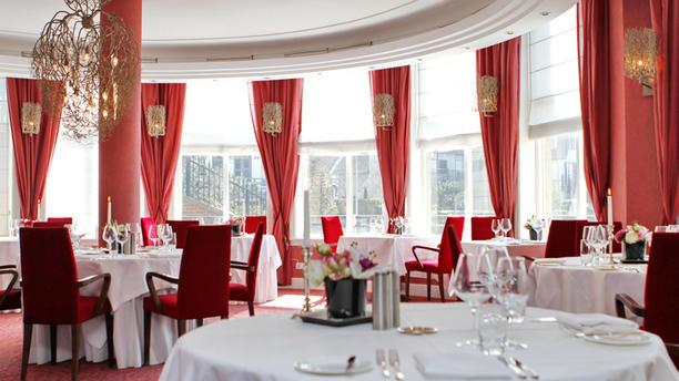 Restaurant Chatillon (Palace hotel) Het restaurant
