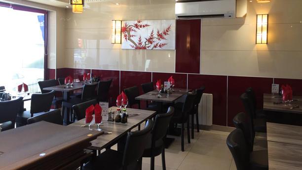 Sushi Go Salle du restaurant