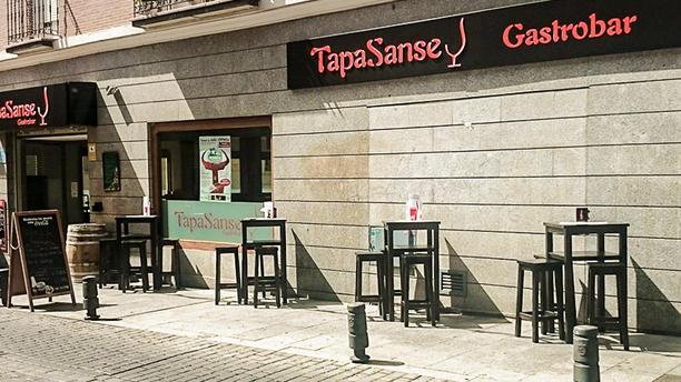 Restaurante tapa sanse en san sebasti n de los reyes for Restaurante italiano san sebastian de los reyes