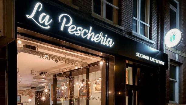 La Pescheria Ingang