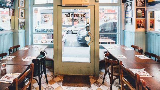Volver Bastille - Restaurant - Paris