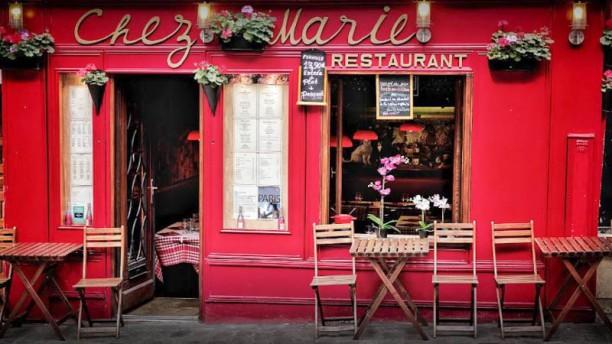 Chez Marie Photo devanture