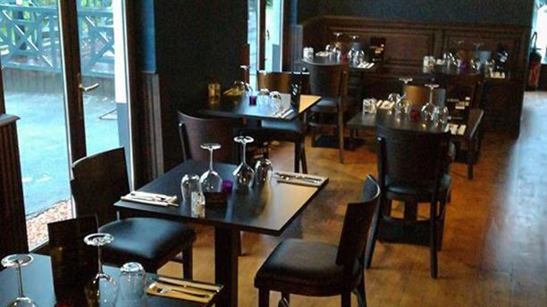 Relais La Vigne Salle du restaurant
