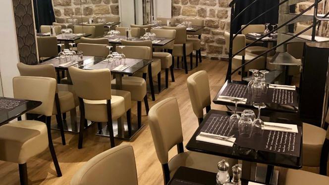Le Diamant de Paris - Restaurant - Paris