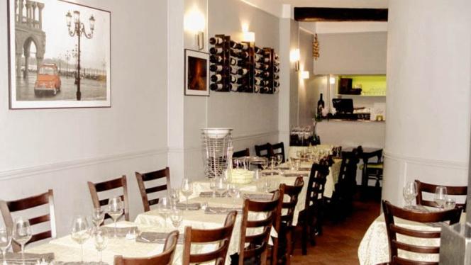 Trattoria da Gigi - Restaurant - Paris