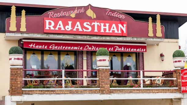 Le Rajasthan Façade