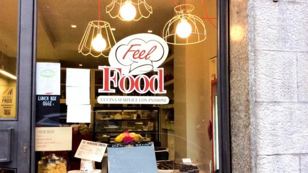 Feel food entrata