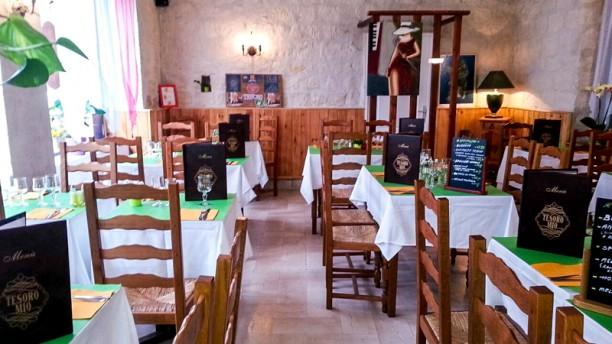 Restaurant Tesoro Mio M Ry Sur Oise 95540 Menu Avis
