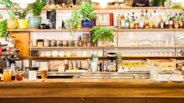 Loulou' Friendly Diner Intérieur de Loulou