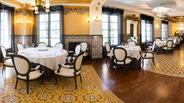 San Ramón del Somontano Salones del Restaurante