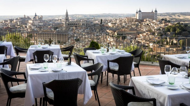 Restaurante Parador De Toledo In Toledo Restaurant Reviews