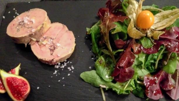 Le Baronn Terrine de Foie gras de canard