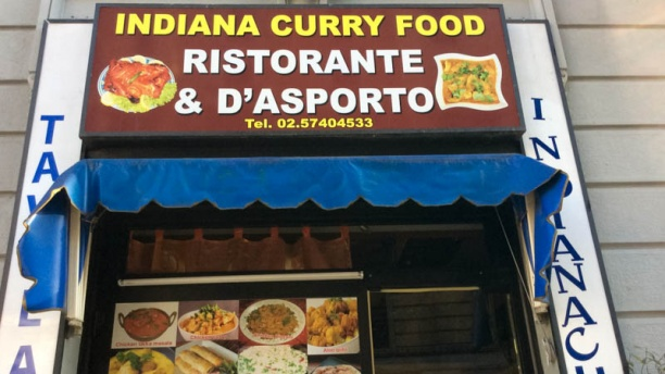 Indiana Curry Food entrata