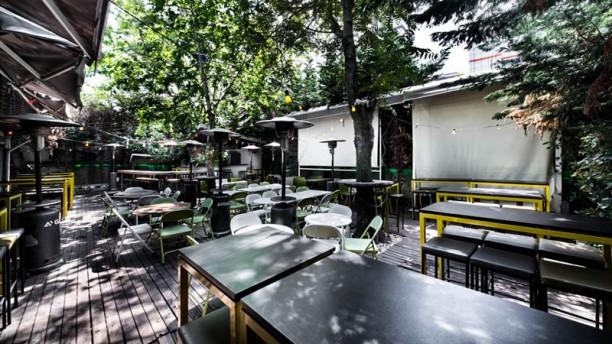 Joker Bahçede The terrace
