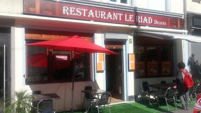 Terrasse - Le Riad, Strasbourg