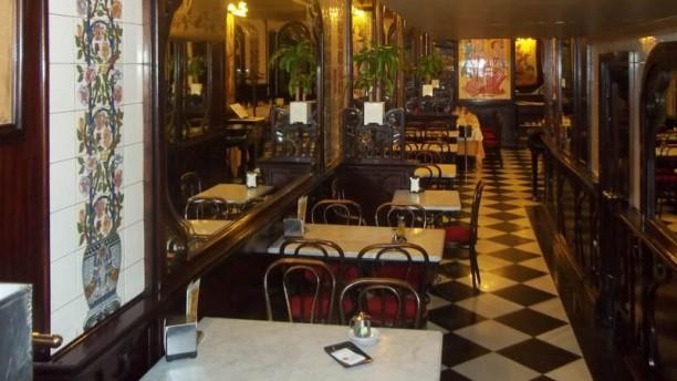 Restaurante El Pabellón Del Espejo En Madrid Colón