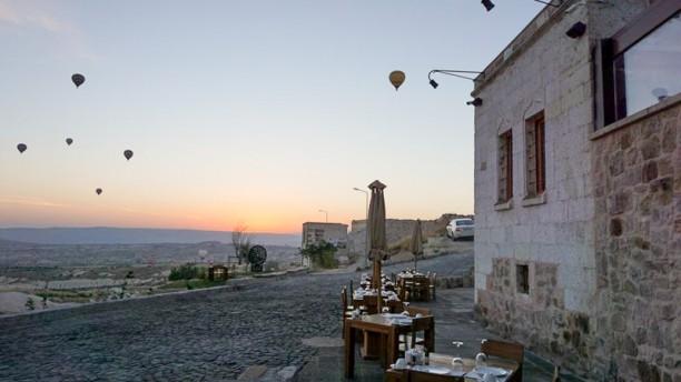 Flamin Cappadocia Entrance