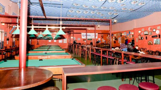 Twickenham Pub & Billiards La sala biliardo
