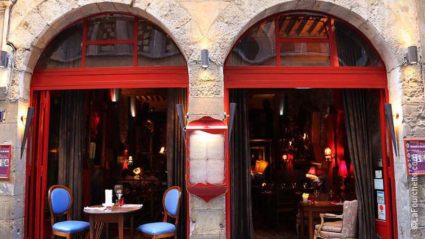 La Chimère Devanture le restaurant La Chimère