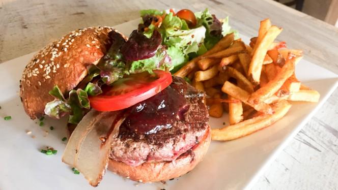 Corsica Burger - L'InstanT, Aix-en-Provence