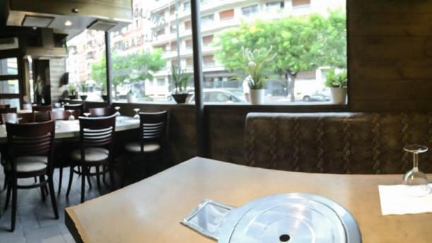 E-Ban Table avec plaque chauffante