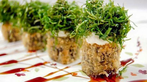 Reyna Sushi Lounge Sugestão do chef