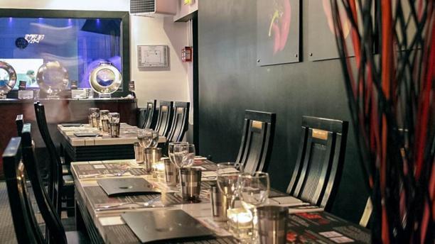 Restaurant Aux Indes Menu